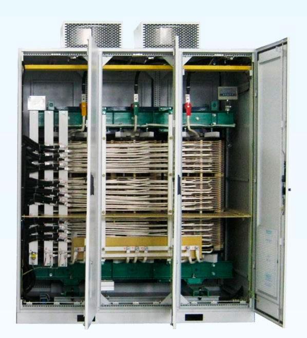 Входной многофазный трансформатор
